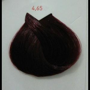 צבע לוריאל 4-65 חום אדום מהגוני LOREAL