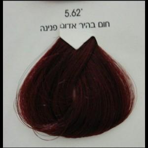 צבע לוריאל 5-62 חום בהיר אדום פנינה LOREAL