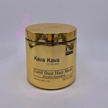 """קווה קווה מסכת זהב 480 מ""""ל KAVA KAVA"""